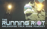 Banner for the Running Riot