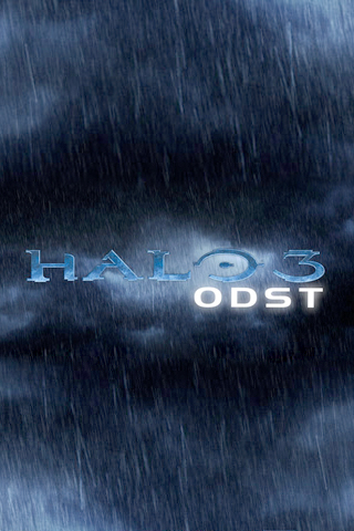 halo 3 odst wallpaper. iPhone Wallpaper