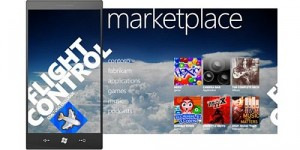 Windows Phone 7 Marketplace Hub