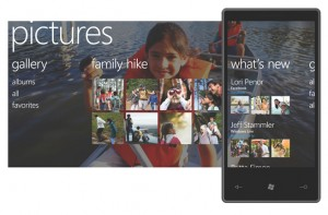 Windows Phone 7 Pictures Hub