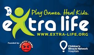 Extra Life Marathon