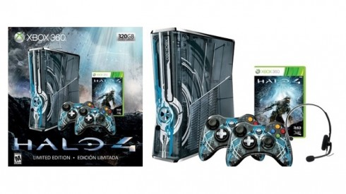 Halo 4 LE 360 Bundle